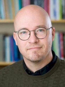 Personer i Ung i Norge-studien: Christer Hyggen
